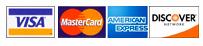 MedFive accepts Visa and Mastercard